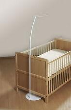 Alvi Himmelstange freihstehend mit Fuss für Kinderbett NEU