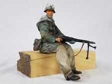 Built 1/16 scale Resin Figure Tank Rider for RC German Tank