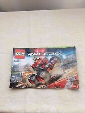 Lego instruction Manual 9092 No pieces