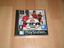 FIFA 2005 DE EA SPORTS PARA LA SONY PLAY STATION 1 PS1 NUEVO PRECINTADO