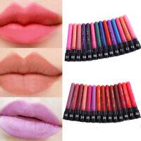 Women Matte Velvet Lip Gloss Liquid Lipstick Long Lasting Waterproof Lips Makeup