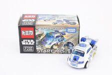 Takara Tomy Sc-03 Star Cars R2-d2 Bub200 R Diecast Vehicle From Japan