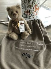 Charlie Bears Dinky Minimo Bear By Isabelle Lee.  Ltd Edition