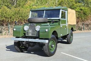 1955 Land Rover 107 inch Series 1 BGS Classic Cars Jeep Landcruiser Austin MG