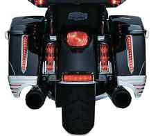 KURYAKYN CHRM SADDLEBAG SUPPORT LED INSERTS FOR 2014-2017 HARLEY DAVIDSON BAGGER