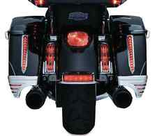 KURYAKYN CHRM SADDLEBAG SUPPORT LED INSERTS FOR 2014-2017 HARLEY FLHTCU L 5054