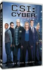 CSI Cyber: The Second Season (The Final Season) [New DVD] Ac-3/Dolby Digital,