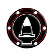 Protezione tappo benzina RESINA 3D Ducati Hypermotard 950 GP-700