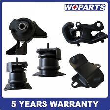 Front Engine Motor Trans mount Set 5 Fit for Honda Accord 3.0L Acura TL 3.2L