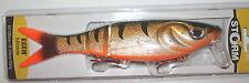 """10"""" Storm Kickin' Minnow Musky Muskie Pike Perch KSM10-P Plastic Body Lure"""