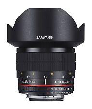 Samyang 14mm F2.8 SONY-E Mount Lens for both Full-Frame and APS-C sensor cameras