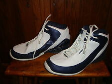 Starter Blue & White Mens Sneaker Athletic Shoes Size 13M EUR 46M