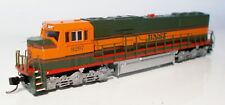 Atlas N Gauge SD-60M Burlington Northern Diesel Locomotive (49251)