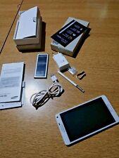 Samsung Galaxy note 4 n910f  con difetto display, completo scheda madre