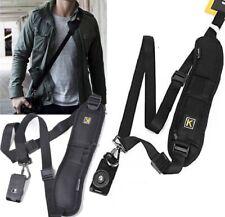 Camera Shoulder Neck Strap Belt for DSLR Canon Nikon Sony Quick Sling Rapid SLR