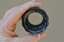 Pentax 105mm f/2.8 Super-Takumar lens