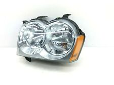 Jeep Grand Cherokee 2005-2008 N/S Front Left Halogen Headlight 55156673AG