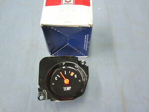 NOS 1973 74 75 76 77 78 Chevrolet GMC C/K Truck Water Temperature Gauge 6490792