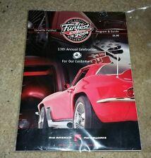 Corvette Funfest 2006 Program & Guide Booklet Mid America Motorworks in Plastic!
