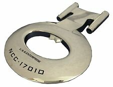 Flaschenöffner Star Trek Enterprise 1701-D  - Metall top Design edle Ausführung