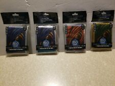 DRAGONS EYE 200 NEO Max Protection Gaming Sleeves Lot of 4 Sealed Packages