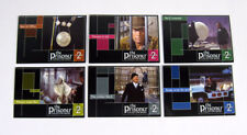 2003 Cards Inc The Prisoner Volume 2 Preview Set (6) Only 300 Made