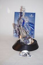 Swarovski Crystal Isadora Magic of Dance stand & title plaque 2002 SCS issue MIB