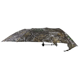 The High Quality Of Camouflage Hunting Treestand Umbrella, Realtree Edge Camo