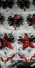 African Swiss Voile Lace Fabric~5 yards~Swiss Made