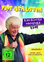 FIPS ASMUSSEN - EIN ECHTER HAMMER  DVD NEU