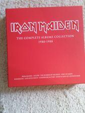 Iron Maiden - The Complete Albums Collection 3 Vinyl Box NEU OVP