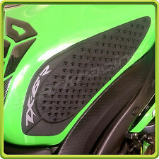 KAWASAKI NINJA ZX6R 2009-2015 Tank Traction Side Pad Gas Fuel Knee Grip Decal