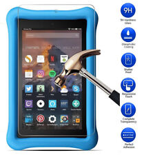 Tempered Glass Screen Protector Cover For Amazon Fire HD 8 Kids Edition 2018