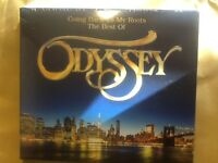 ODYSSEY.       TWO. DISCS.       GOING. BACK. TO. MY. ROOTS.       THE. BEST.