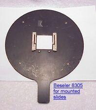 Beseler 8305 Neg Carrier | Glassless for Mounted 35mm Slides | fits 45M | $30 |