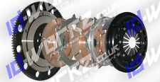 COMPETITION CLUTCH RIGID TWIN DISC RACING CLUTCH FOR MAZDA RX-7 1.3 TURBO FC