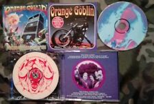 ORANGE GOBLIN ‎TIME TRAVELLING BLUES FREQUENCIES FROM PLANET TEN 2CD RISE ABOVE
