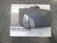 BMW  F22 2 Series F30 3 Series Sedan F32 4 Series Key Case Beige 2012-2017 OEM