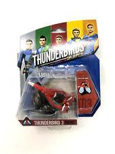 Thunderbirds Are Go 7cm Diecast by Tomy / Vivid MINT on Card Thunderbird 3