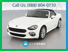 2017 Fiat 124 Spider Lusso Convertible 2D Rollover Protection Power Door Locks Fog Lights Leather ABS (4-Wheel) Bluetooth