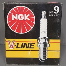 4 Stk NGK V-Line 9 Zündkerze  BPR5EY  3153 VL9  Daihatsu, Honda, Toyota #