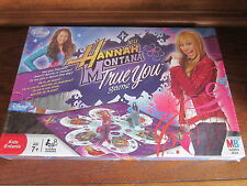 Hannah Montana's 'True You' Board Game - New in Sealed Box