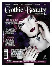 Gothic Beauty Magazine Issue 43 Music Interviews Ministry Snuttock Second Skin
