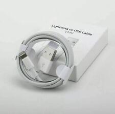Genuino Original Oficial Para Apple iPhone 11/X/8/7/6S/6/5S/SE Cargador Cable Usb
