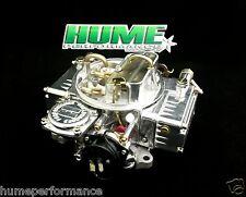 HOLLEY 600 CFM MARINE J TUBES ELECTRIC CHOKE VACUUM SECONDARY CARBURETTOR NEW