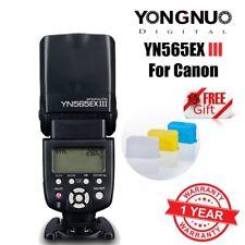 Yongnuo YN565EX III E-TTL Flash Speedlite w/ TTL Remote Canon EOS Camera US3