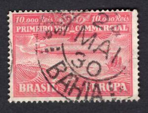 Brazil 1930 Zeppelin private issue incomplete set Mi#Zp 2 used CV=36€