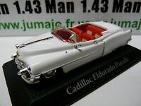 PR14 voiture1/43 norev présidentielle : CADILLAC Eldorado Parade Einsehower