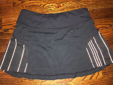 Womens Lululemon Black Skirt Circut Breaker  4