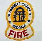Gwinnett County Fire Georgia GA Patch (F6)